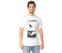 Big Wave - T-Shirt - Weiß