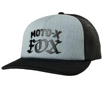 Moto X - Trucker Cap - Grau
