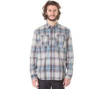 O-Plaid - Hemd - Blau