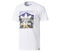 Tokyo Photo - T-Shirt - Weiß