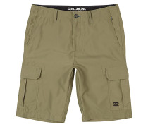 Scheme Submersible - Shorts - Grün