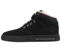 Wunk Fur Nubuck - Sneaker - Schwarz