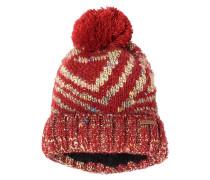 Ixias - Mütze - Rot