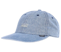 6P SB Deconstructed Hawaii Snapback Cap - Blau