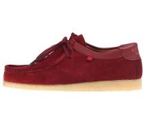 Genesis Low Suede Fashion Schuhe - Rot