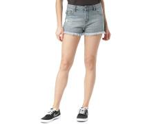 Jeans Hot Pants - Shorts - Blau