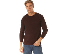 Knitted - Strickpullover - Rot
