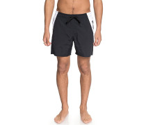 Breakwall 2 Vol - Boardshorts - Schwarz
