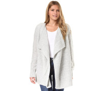 Cold Daze Wrap - Strickjacke - Grau