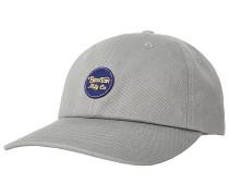 Wheeler Strapback Cap - Grau