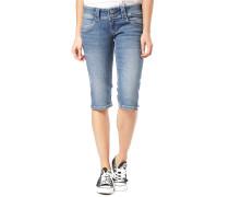 Venus Crop - Shorts - Blau