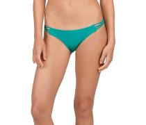 Simply Solid Full - Bikini Hose - Grün