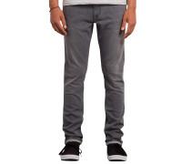 Vorta Tapered - Jeans - Grau