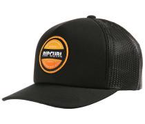 Essential Snapback Cap - Schwarz