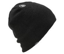 Woolcott - Mütze - Schwarz