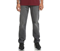 Worker Relaxed - Jeans - Grau
