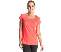 Risingrun - T-Shirt - Orange