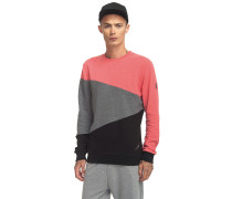 Todd - Sweatshirt - Rot