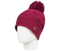 Winter - Mütze - Rot