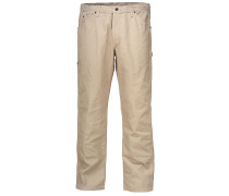 Relaxed Fit Duck - Jeans - Beige