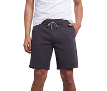 Litewarp Fleece - Shorts - Schwarz