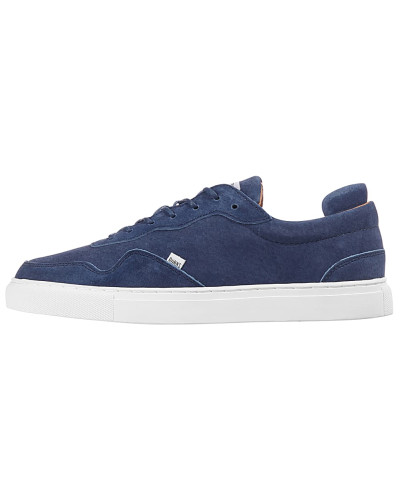 Awaike Suede - Fashion Schuhe - Blau