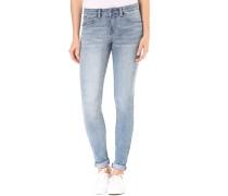 Super Stoned Skinny - Jeans - Blau