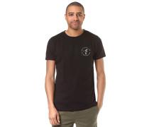 One - T-Shirt - Schwarz