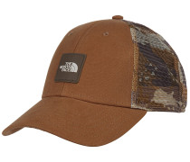 Mudder Nov Trucker Cap - Braun