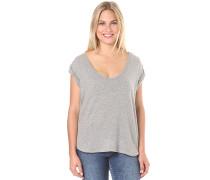 Isle - T-Shirt - Grau