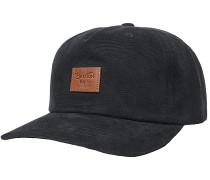 Grade III Snapback Cap - Schwarz