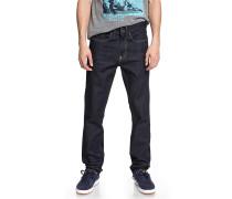 Worker Slim - Jeans - Blau