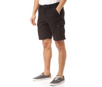 Miter II - Cargo Shorts - Schwarz