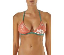 Nanogrip Triangle - Bikini Oberteil - Orange