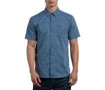 Gladstone - Hemd - Blau