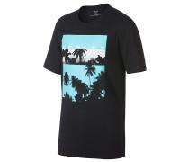 50-Palm Pic - T-Shirt - Schwarz