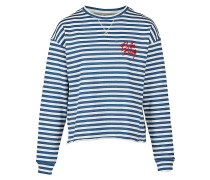 Saylor - Sweatshirt - Blau