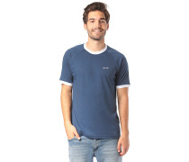 Skate - T-Shirt - Blau