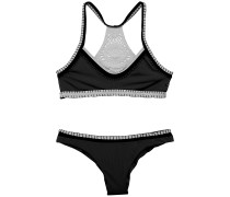 Bustier Bikini-Set - Bikini Set - Schwarz