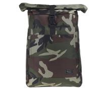 City Zen Rolltop 17L Rucksack - Camouflage