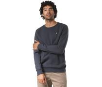 Single Stone Crew - Sweatshirt - Blau