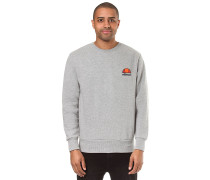 Diveria Crew - Sweatshirt - Grau