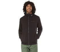 Cyclist - Outdoorjacke - Schwarz