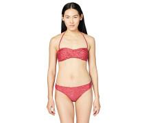 Bandeau - Bikini Set - Rot