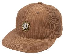 Sunny Stone Strapback Cap - Braun