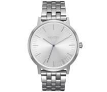 Porter - Uhr - Silber