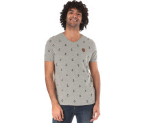 Café Full - T-Shirt - Grau