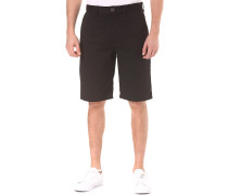 Carter - Chino Shorts - Schwarz