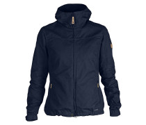 Stina - Outdoorjacke - Blau
