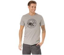 Lägerplats Camp Site - T-Shirt - Grau
